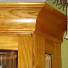 k chenm bel und h ngeschr nke aus massivholz gefertigt. Black Bedroom Furniture Sets. Home Design Ideas